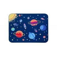 Игровой плюшевый ковер Matlig 3 в 1 120х160 см