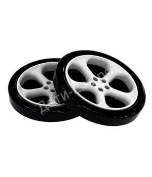 Комплект пластиковых колес (2 шт.)