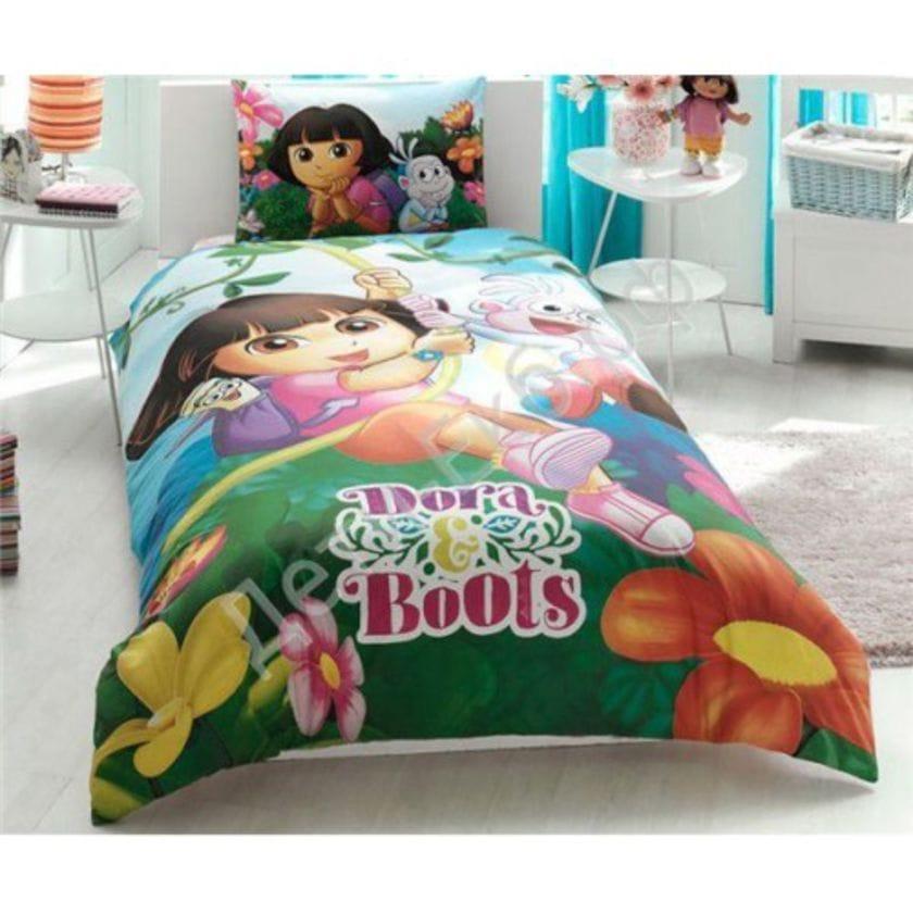 """Комплект постельного белья """"Даша путешественница"""""""