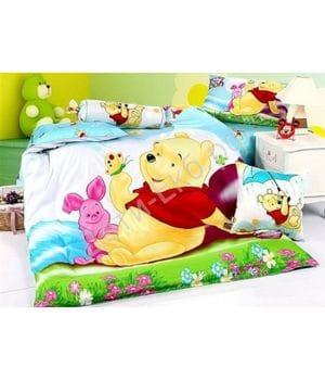 Комплект постельного белья Винни Пух