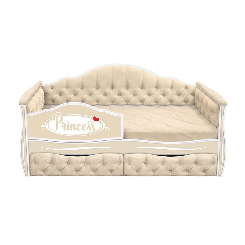 Кровать-диван Иллюзия с двумя ящиками