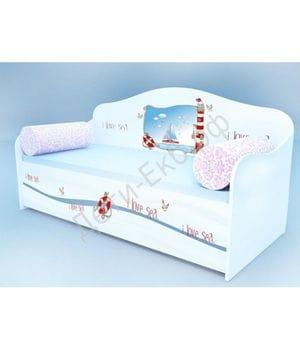 Диван - кровать Морской стиль