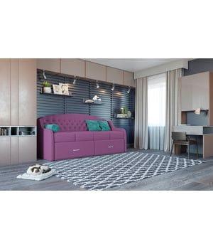 Диван-кровать с матрасом Моника