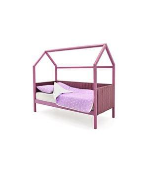 Кроватка домик мягкий