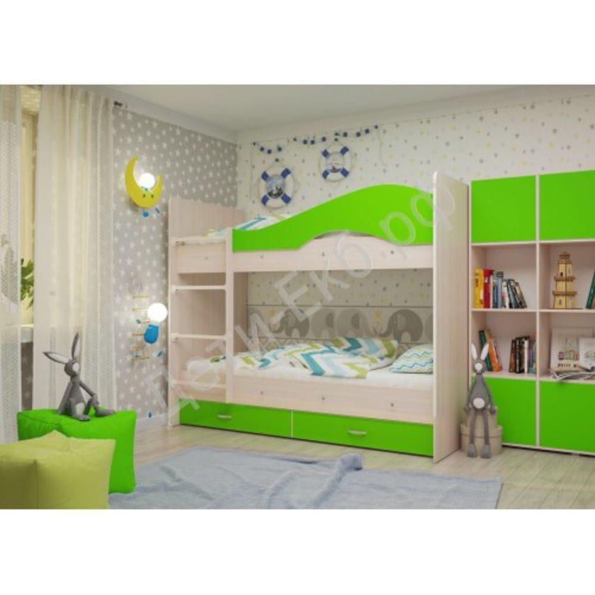 Двухъярусная кровать Мая