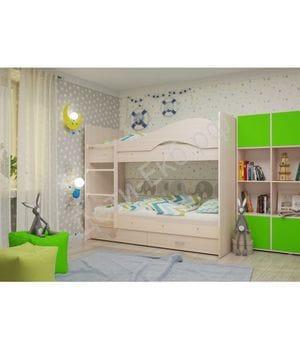 Двухъярусная кровать Мая Млечка