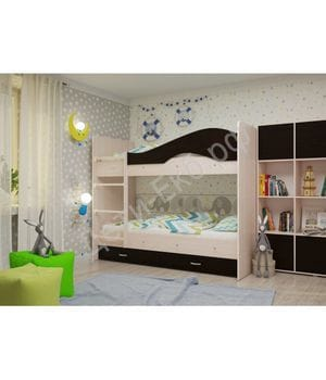 Двухъярусная кровать Мая Венге