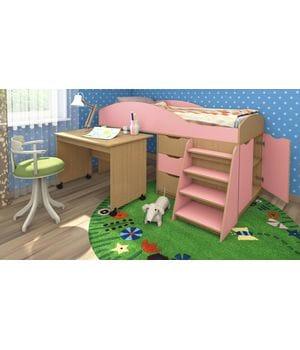Кровать-чердак Караван-1