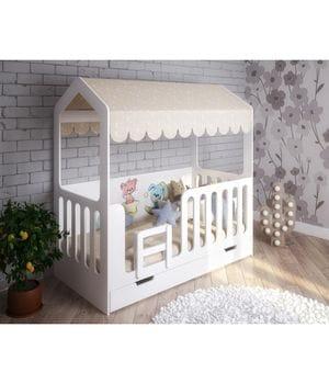 Кровать домик Сказка