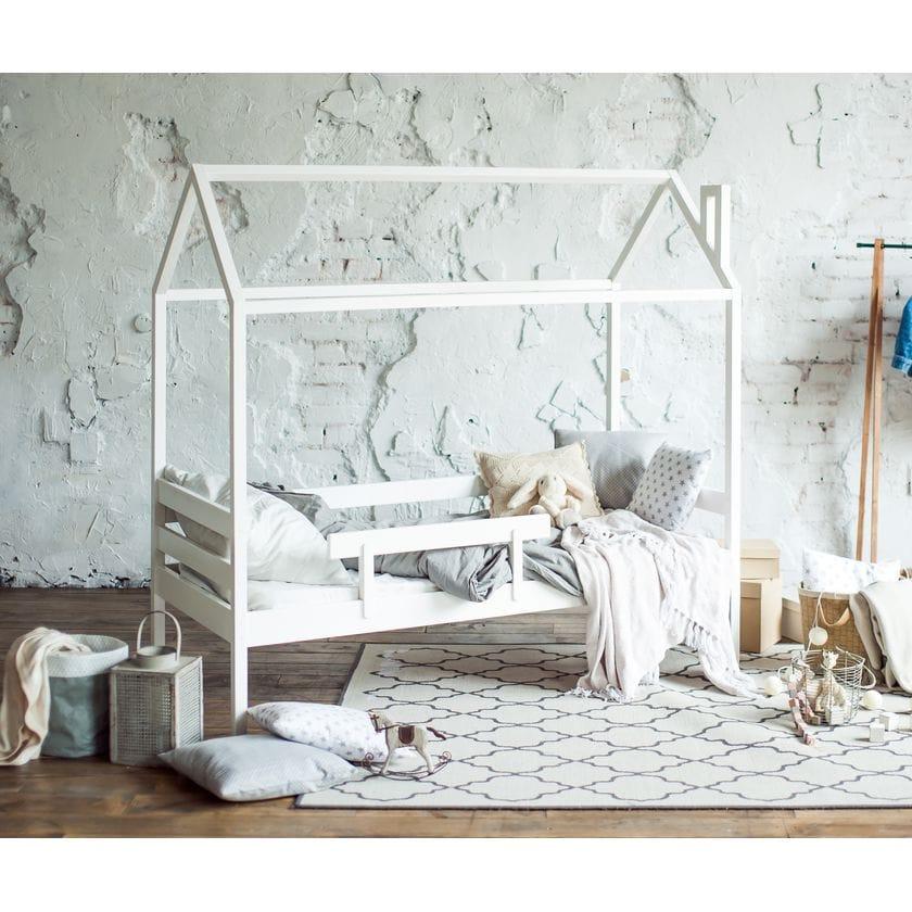 Кровать домик № 1 без бортика