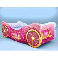 Кроватка-карета Принцесса