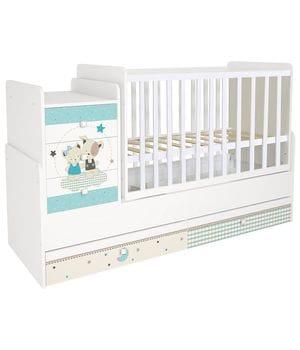 Кровать детская Polini kids simple 1100