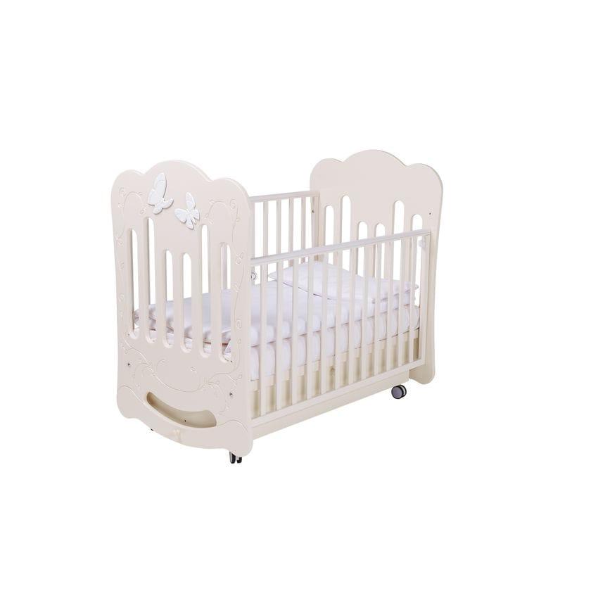 Кроватка-маятник для новорожденных Bloom