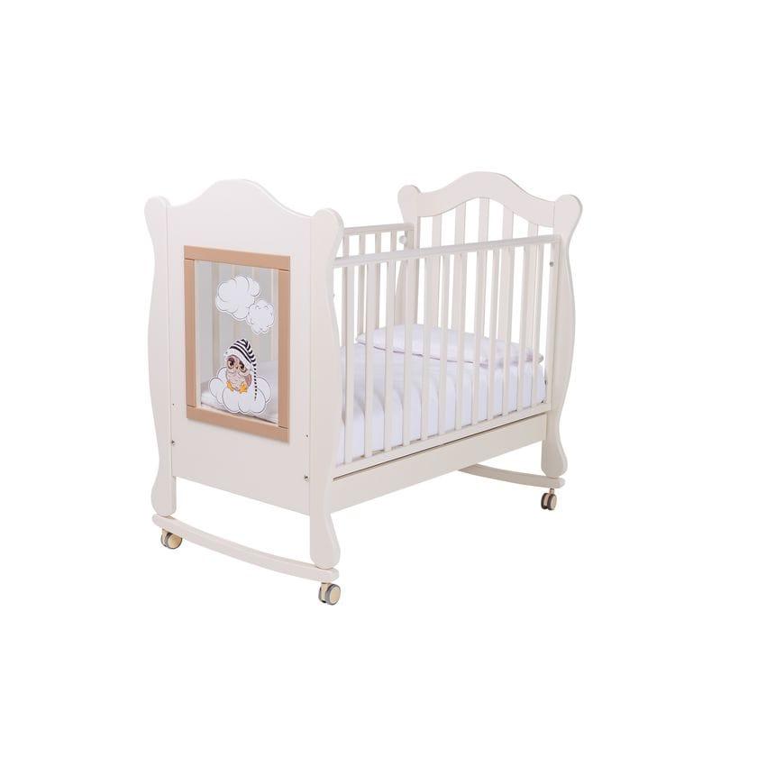 Кровать для новорожденных Finestra