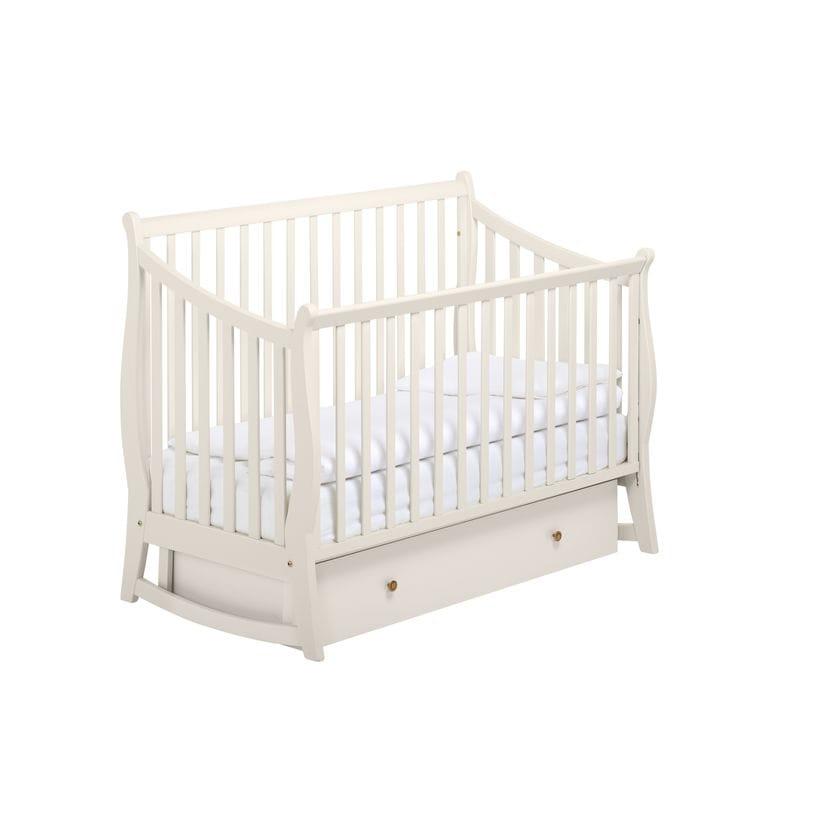 Кроватка-маятник для новорожденных Maggy