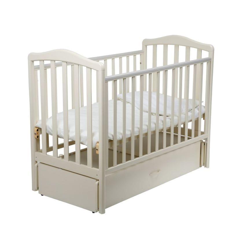 Кроватка-маятник для новорожденных Винни