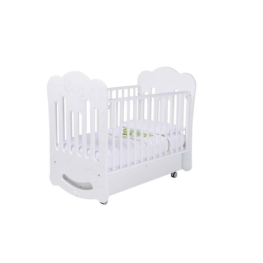 Кроватка-маятник для новорожденных Modello