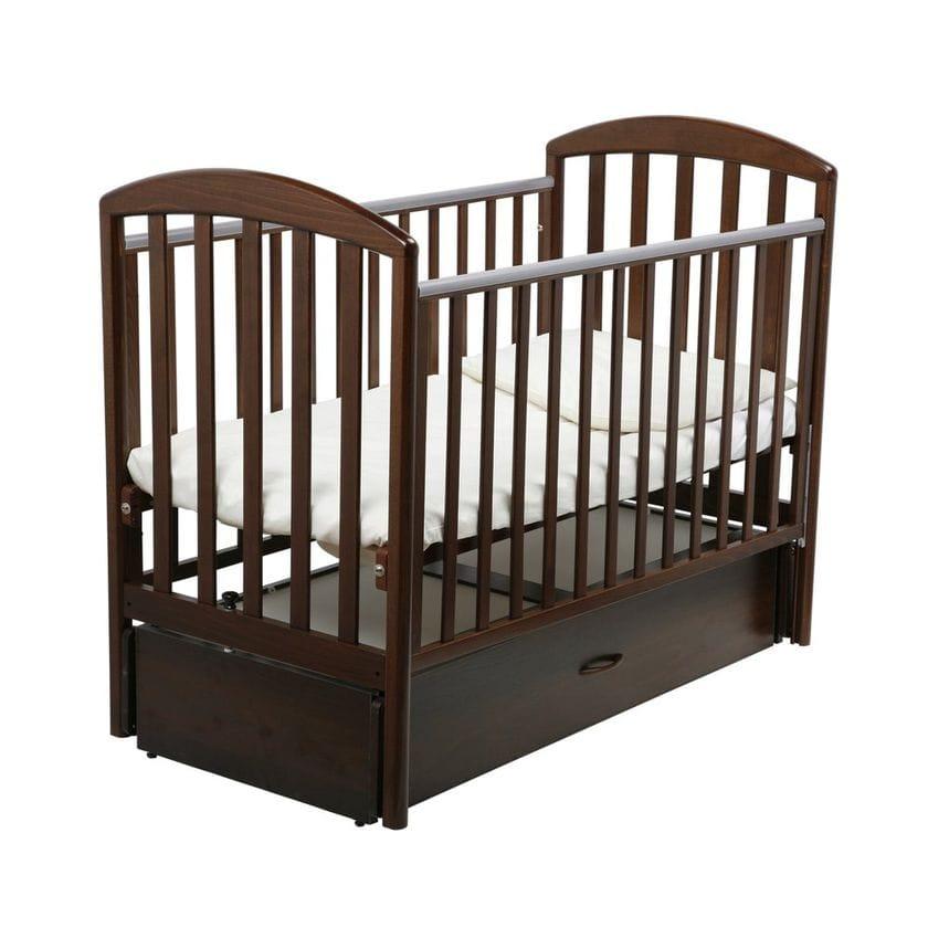 Кроватка-маятник для новорожденных Джованни