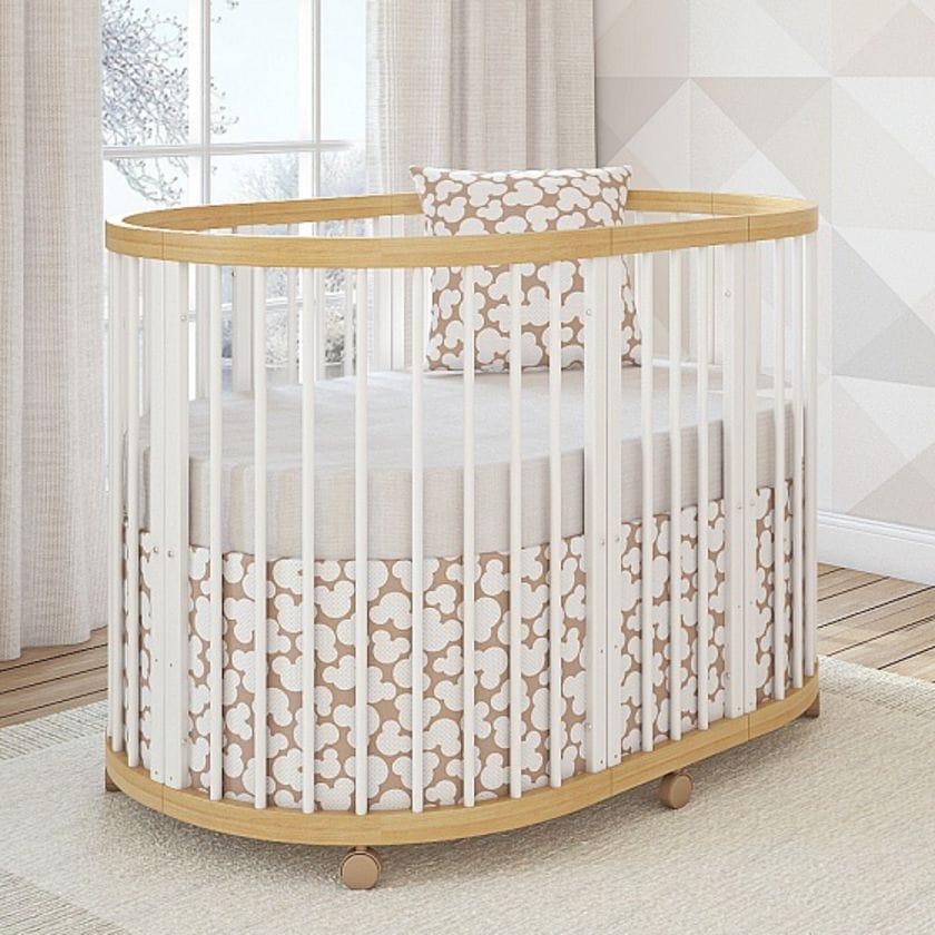 Овальная кроватка Giovanni TreeO