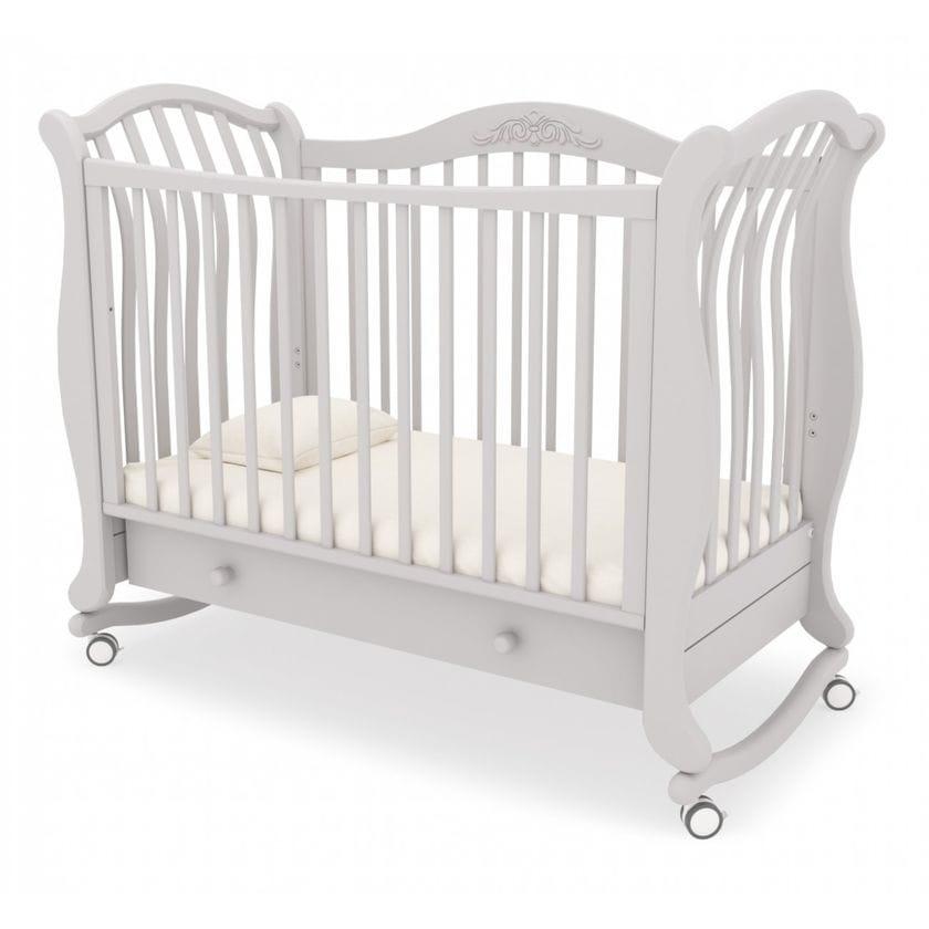 Кровать для новорожденных Габриэлла Люкс