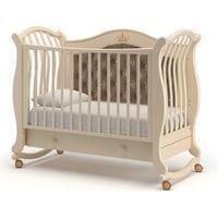 Кровать для новорожденных Габриэлла Люкс Плюс