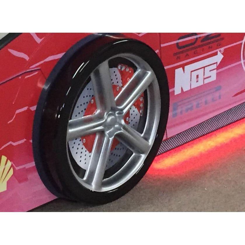 Комплект объемных колес (2 шт)