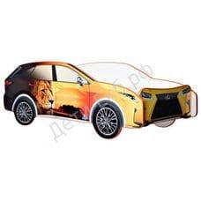 Кровать машина Lexus джип