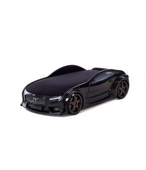 Кровать-машина объемная (3d) NEO Вольво черный