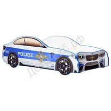 Кровать машина Полиция БМВ
