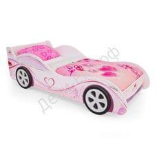 Кровать машинка «Принцесса»