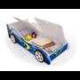 Кровать машинка Субару «Синяя»