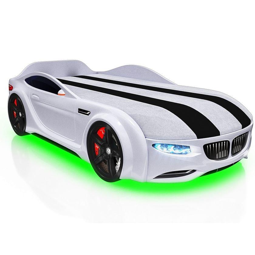 Кровать-машинка Romack Junior БМВ