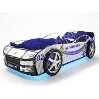 Кровать машина Турбо Полиция