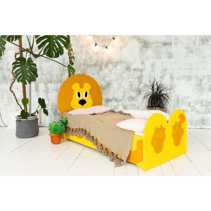 Детская кровать Лёва