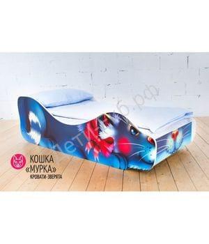 Кровать КОШКА - МУРКА