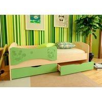 Детская кровать Панды