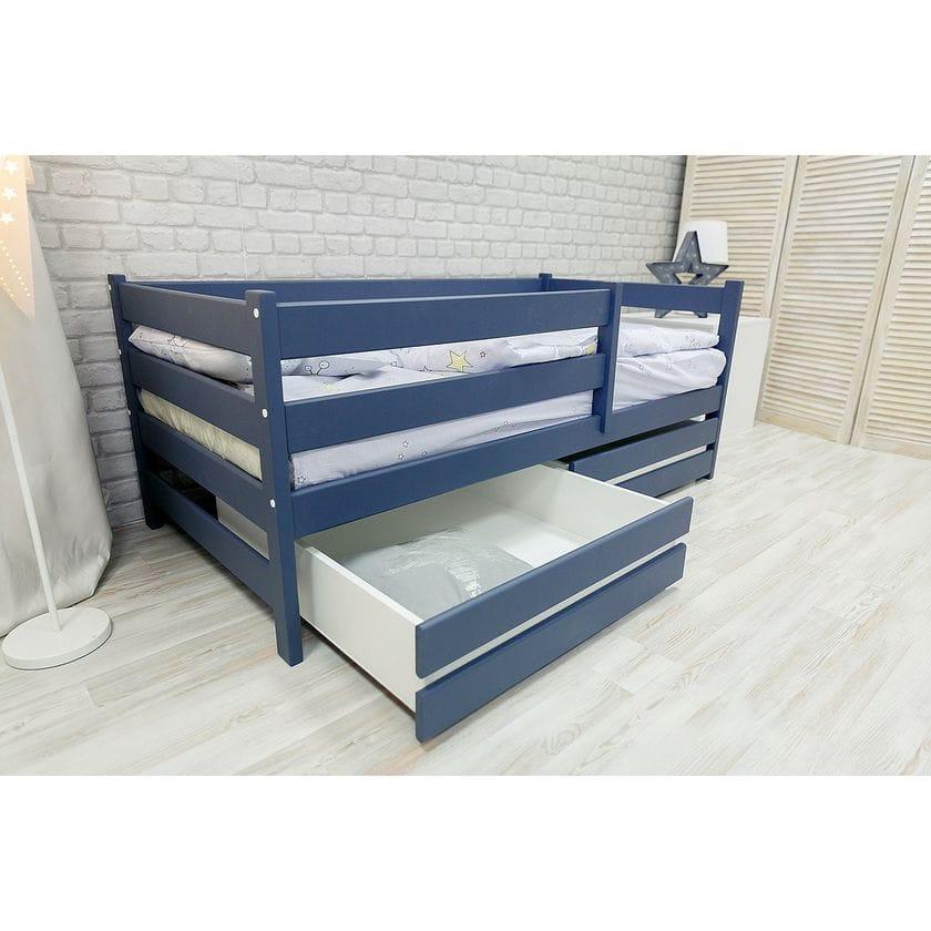 Кровать манеж Сонечка графит