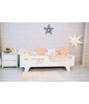 Кровать Бэби белая