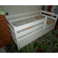 Кровать манеж Сонечка белая
