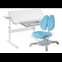Комплект парта Colore GREY + Кресло Primavera II