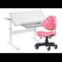 Комплект Парта Colore grey + кресло SST5