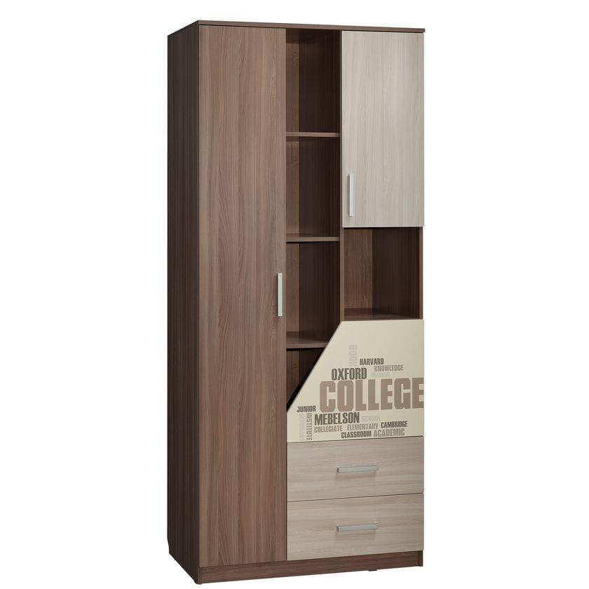 Шкаф комбинированный Колледж