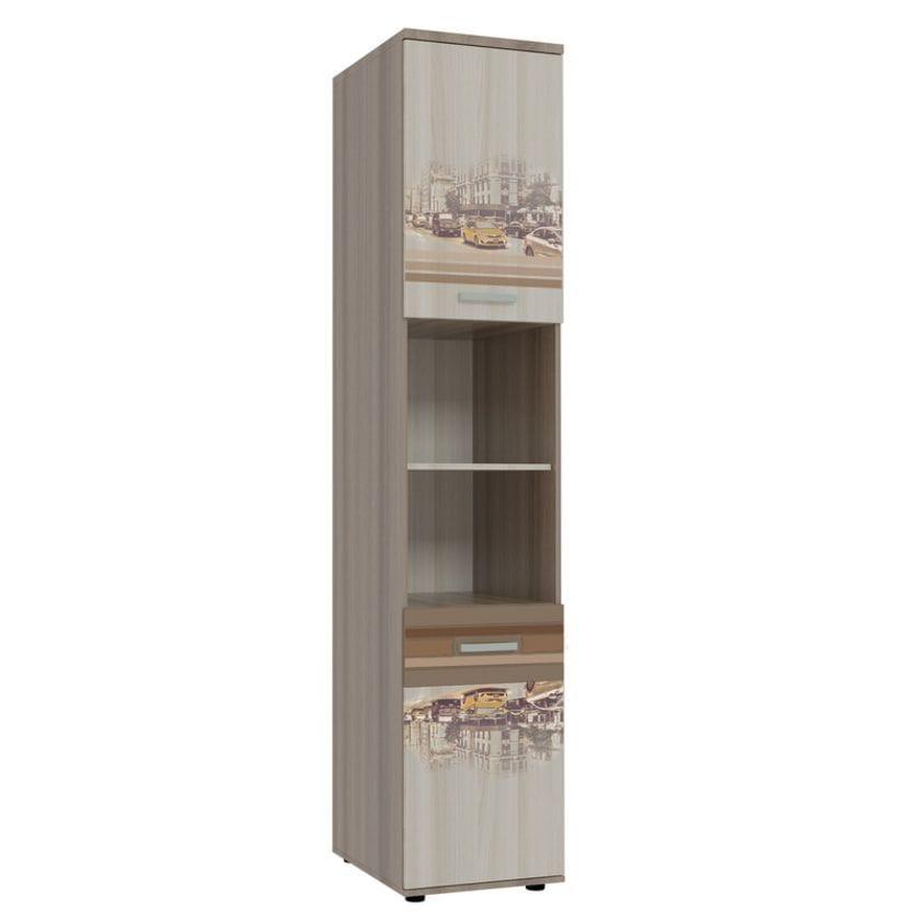 Шкаф комбинированный Манхеттен
