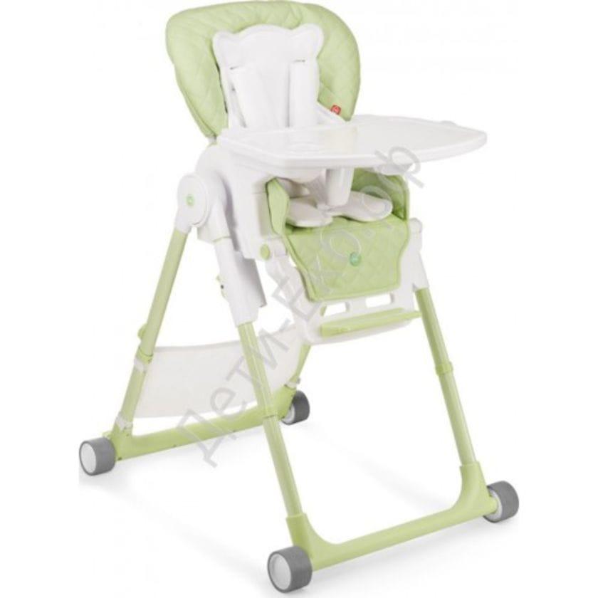 """Стул для кормления  Happy Baby """"William V2"""" Green"""