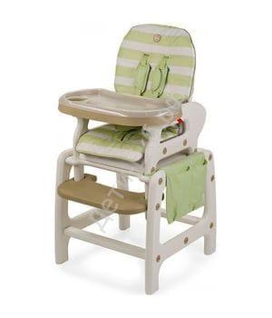 """Стул-парта Happy Baby """"Oliver V2"""" цвет Green"""