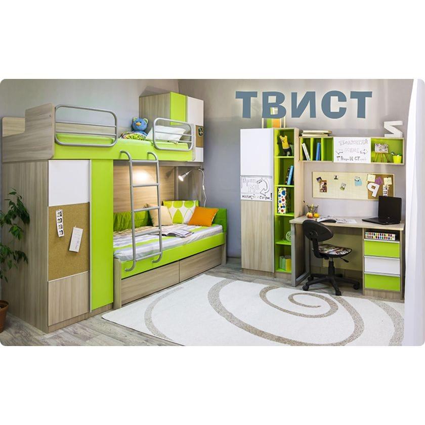 Комплект детской мебели Твист