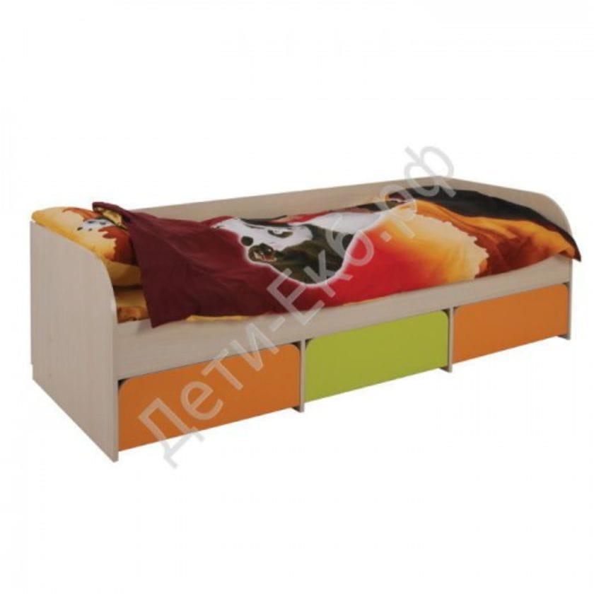 Кровать детская с 3 ящ.