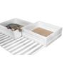 Кровать домик 1 с ящиками