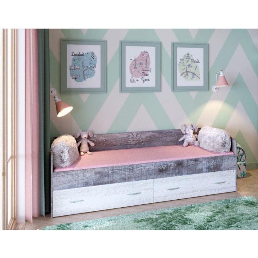 Детская кровать ЮТА (Ярофф)