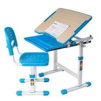 Комплект парта + стул Piccolino с ящиком Fundesk